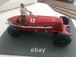 1/18 Scuderia Ferrari 1935 T. Nuvolari Alfa Romeo Tipo B/P3 Winner Nürburgring