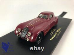 1/43 Brooklin Ar01 Alfa Romeo 8c 2900b Speciale Tipo Le Mans 1938