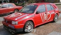 ALFA ROMEO V6 PROTOTIPO su SCOCCA FIAT TIPO 1995 TRON GAG14