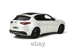 Alfa Romeo Stelvio Tipo 949 Quadrifoglio Bianco Trofeo White OttoMobile OT830