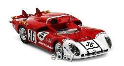 Alfa Romeo Tipo 33/3 #36 24h Le Mans 1970 143 Model TRUE SCALE MINIATURES