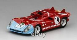Alfa Romeo Tipo 33/3 #36 24h Le Mans 1970 143 Model TSM144312