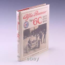 Alfa Romeo Tipo 6C 1500, 1750, 1900 (Foulis Motoring Book) by Angela Cherrett