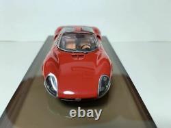 Alfa Romeo Tipo33 Stradale 1/43 Prototype 1967 Century Dragon Model Ultra Rare