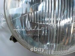 Alfa Romeo Tipo33 Stradale Used Pair CARELLO 7 HEADLIGHTS withIntegral Park Light