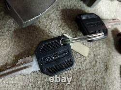 Bloccasterzo Sipea Trw Alfa Romeo 164 Utlimo Tipo 6013 + kit impariglio chiavi