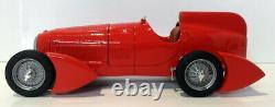 Bos 1/18 Scale resin 193571 Alfa Romeo Tipo B Aerodynamic red