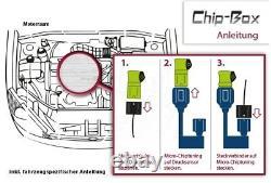 Chip Tuning Box for Fiat Multijet Kia CRDi Jeep CRD Alfa JTDM Diesels