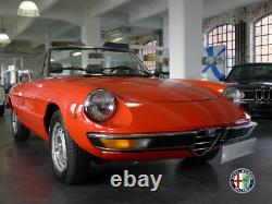 Cromo Apertura Parte Finale B Colonna Trim Alfa Romeo Spider 105/115 1970-94 Set