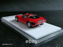 DMH 1/43 Alfa Romeo Tipo 33/2 Stradale Final Type rosso red Lim. 80