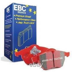 EBC Redstuff Uprated Front Brakes Pads DP3733C