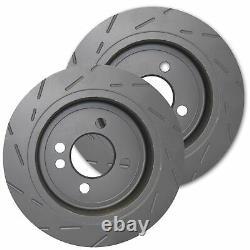 EBC USR Ultimax Front Brake Discs For Ford KA 1.2 2009-2012 USR286