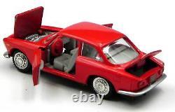 Edil Toys Alfa Romeo Giulia GT 1/43 art. 1 primo tipo Italy'60 scatola replica