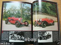 Ep Alfa Romeo Sounds Flexi Single Vinyl & Mag, Tipo B, Targa Florio, C1750,8c2300