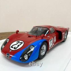 Extremely Rare Tsm Model 1/18 Alfaromeo Alfa Romeo Tipo 33/2