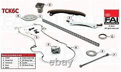 FAI TCK6C Timing Chain Kit for ALFA ROMEO MiTo (955) 1.3 MultiJet Diesel