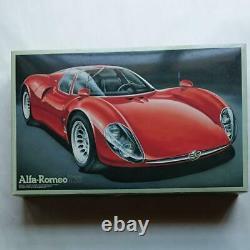 Fujimi Alfa Romeo Tipo 33 Plastic Model