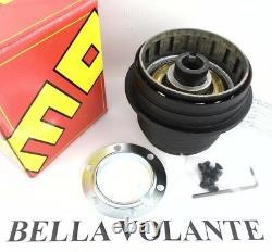 Genuine Momo steering wheel hub boss kit MK4029R. Lancia Delta, Alfa Romeo etc
