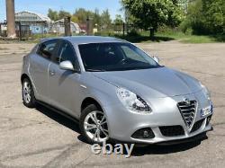 Lame per minigonne laterali per Alfa Romeo Giulietta tipo 940 ABS nero opaco