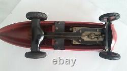 LiGi ALFA ROMEO G. P. Tipo 12C grand prix racing car tinplate old like Marklin