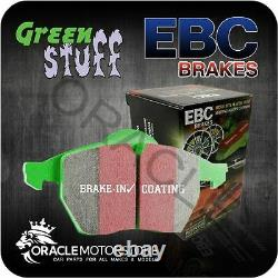 New Ebc Greenstuff Front Brake Pads Set Performance Pads Oe Quality Dp2733