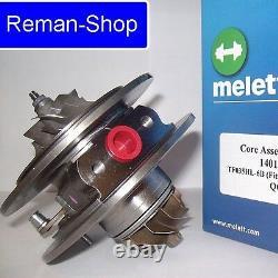 Original Melett UK Turbo Turbocharger CHRA BV38 Core Fiat Alfa Jeep 1.6 120 JTD