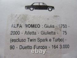 Originale Alfa Romeo Tipo 105+116 Candele Set Golden Lodge Hl (4 Pezzo) Nuovo