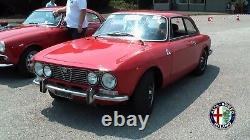 Pavimento ant. SX per Alfa Romeo Spider Duetto Giulia Gt 63-69 pedaliera bassa
