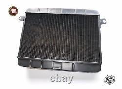Radiatore ad Acqua Fiat 124 Spider AS BS CS1 1400 1600 Motore 1966-78 Nuovo
