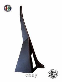 Rivestimento B Colonna Alfa Romeo Spider 105/115 66-70 Set Nero Sinistra Destra