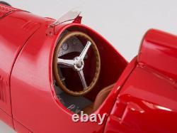 Scale model 118 Alfa Romeo Tipo B P3 Aerodinamica, red, 1934
