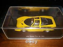 Spark 1/43 Alfa Romeo Tipo 33 1969 S0618