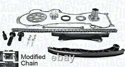 Timing Chain Kit MAGNETI MARELLI Fits FIAT OPEL LANCIA SUZUKI FORD 500 55195293