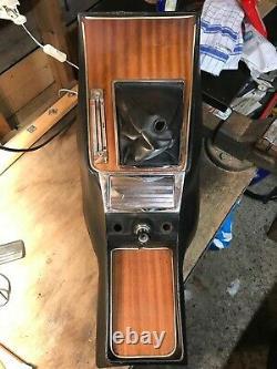Tunnel/Center console ALFA ROMEO Tipo 105 Bertone GT junior/GTV Veloce (1963-76)