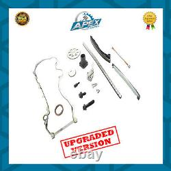Vauxhall Corsa Mk III 1.3 Cdti Timing Chain Kit For A13dtc Engine Upgraded