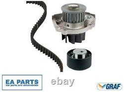 Water Pump & Timing Belt Set for ABARTH ALFA ROMEO FIAT GRAF KP1030-1