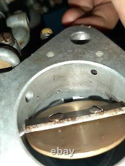Weber 40 DCOE tipo 44 45 used perfect condition alfa romeo bmw 02 giulia datsun