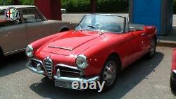 Zündkabel Satz Zündleitung Alfa Romeo 106 2600 Touring Spider 6 Zylinder 1961-69