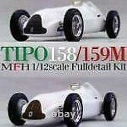 1/12 Modèle En Kit Alfa Romeo Tipo 158 Modèle Usine Hiro K519