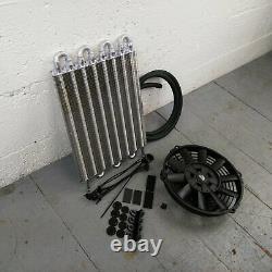 1900-27 Early Cars Transmission Refroidisseur D'huile De Refroidissement Électrique Radiateur Kit De Ramassage Gm