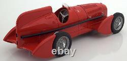 1934 Alfa Romeo Tipo B P3 Aérodynamique Par Bos Modèles Le De 1000 1/18 Échelle. Nouveau