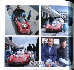 Alfa Romeo Tipo 33 1967 Patrick Dasse + Martin Uebelher Livre De Course Automobile