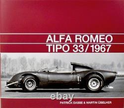 Alfa Romeo Tipo 33 / 1967 (patrick Dasse & Martin Ubelher)