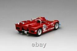 Alfa Romeo Tipo 33/3 #36 24h Le Mans 1970 143 Modèle Tsm144312