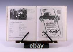 Alfa Romeo Tipo 6c 1500, 1750, 1900 (foulis Motoring Book) Par Angela Cherrett