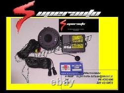 Antifurto Allarme Auto Metasystem Alfa Romeo 147 Sirena Wfr Easycan Analogico