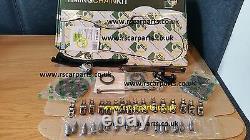 Bga Timing Chain Kit 16 Rocker Arms 16 Lifters Opel Agila Astra Combo 1.3 Cdti