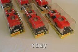 Dinky Toys 210 Alfa Romeo 33 Tipo Le-mans Full Trade Box X6
