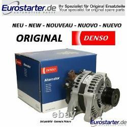 Lichtmaschine Marelli Denso Neu Origine 1230146oe(2) Für Alfaromeo, Fiat, Lancia