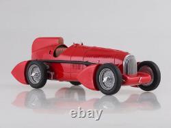 Modèle À L'échelle 118 Alfa Romeo Tipo B P3 Aerodinamica, Rouge, 1934